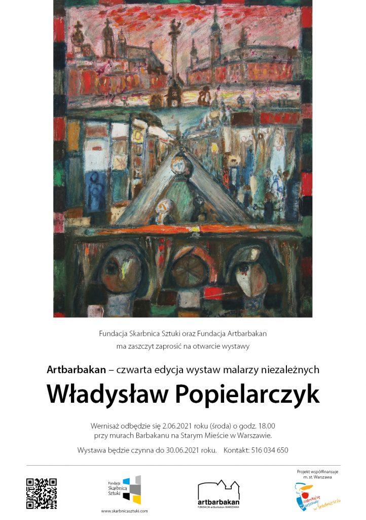 władysław popielarczyk artysta malarz wystawa